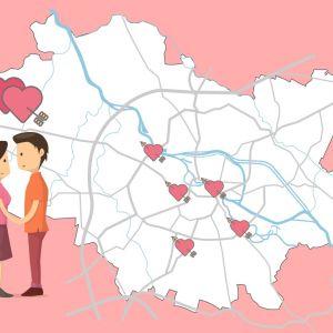 Romantyczne miejsca we Wrocławiu
