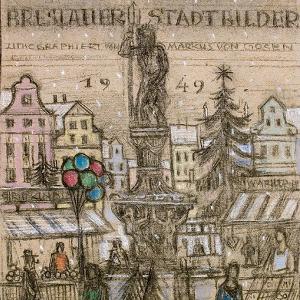 Święta w dawnym Wrocławiu